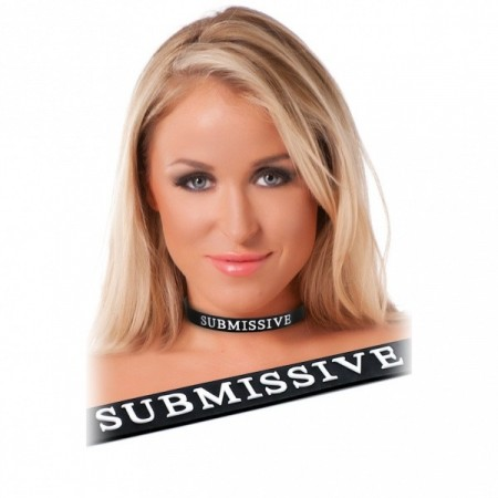 Rimba collar SUBMISSIVE
