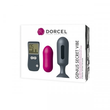 Dorcel Genius Secret Vibe