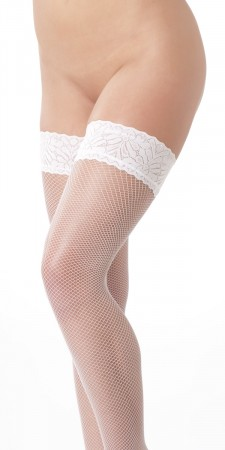 Amorable by Rimba Fishnet Stay-Up