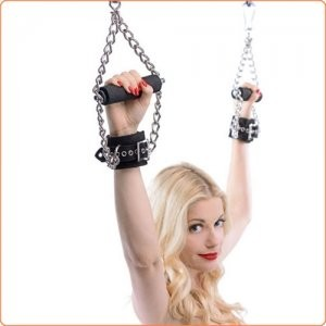 Suspension cuffs med gripetak